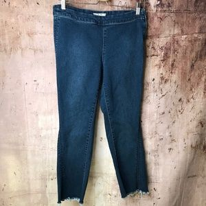 Free People High Waisted Skinny Jeans